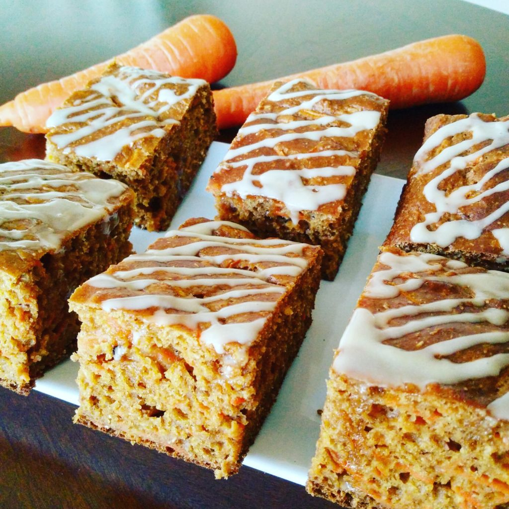 Should Carrot Cake Be Made With Brown Sugar