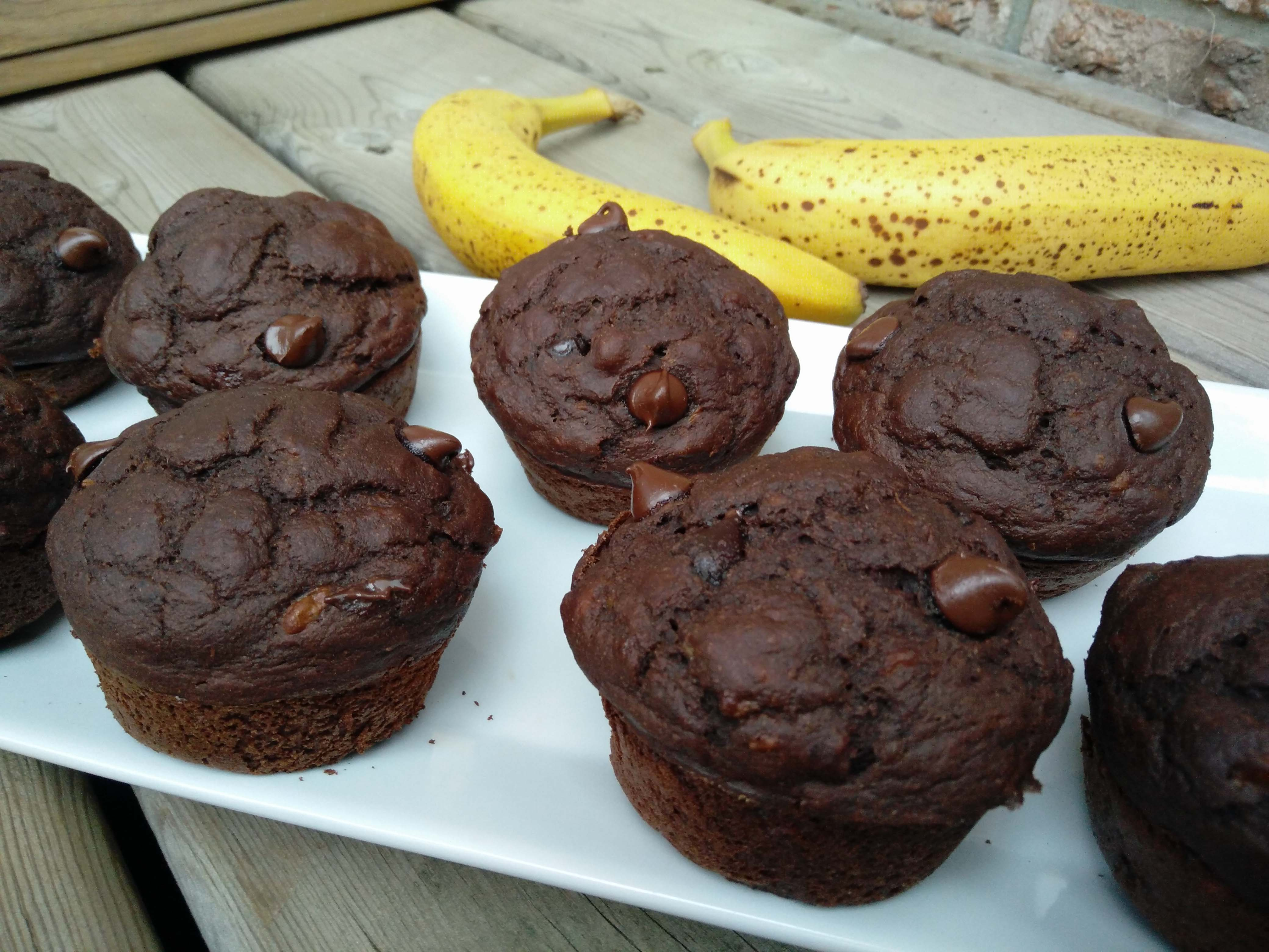 double-chocolate-banana-muffins-8