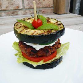 """Gluten-free """"true"""" veggie burger 2.0"""
