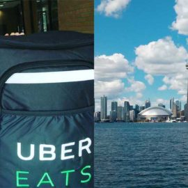 6 reasons to sign up as an UberEATS bike courier
